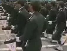رژه ی ویژه ی سپاه پاسداران انقلاب اسلامی